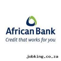 African Bank Sales Contact Centre Consultant X 40