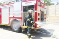 Fire Fighter Learnership